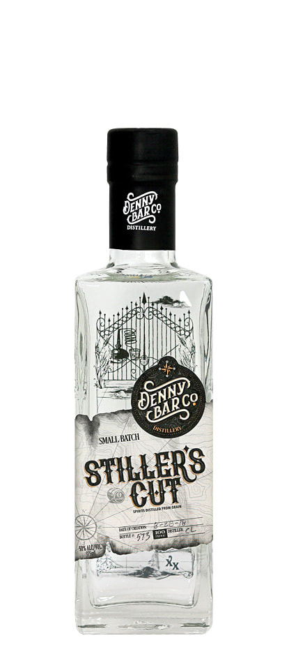 Stiller's Cut - un-aged whiskey