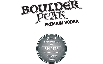 Boulder Peak Vodka