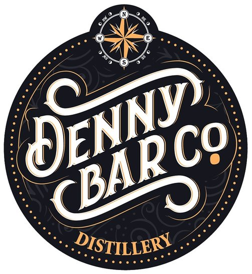 Denny Bar Company Sticker