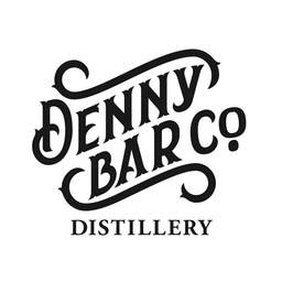 Denny Bar Company Logo Black