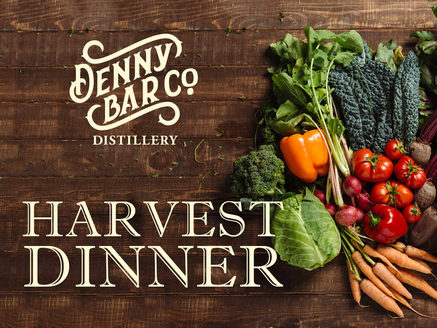 Denny Bar Company Harvest Dinner 2018