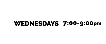 Trivia Night - Wednesdays 7:00-9:00pm