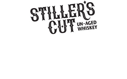 Stiller's Cut Moonshine - clear whiskey