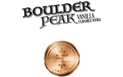 Boulder Peak Vanilla Flavored Vodka